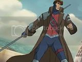 Gambit - Wolverine and the X-Men